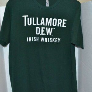 Next Level Apparel Tullamore D.E.W T Shirt Large